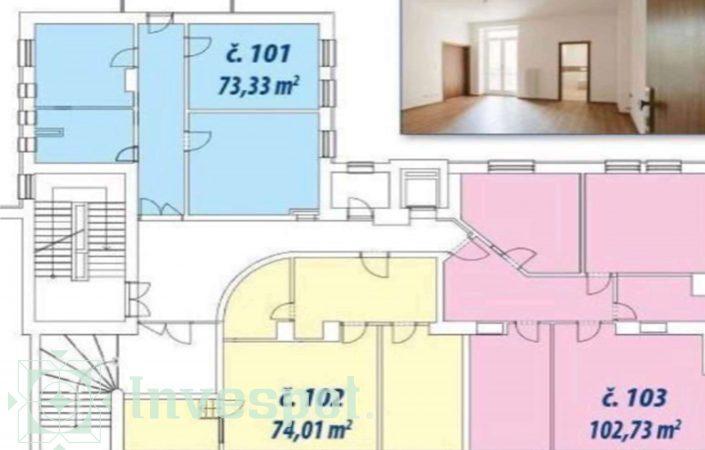 آپارتمان مجهز در براتیسلاوا