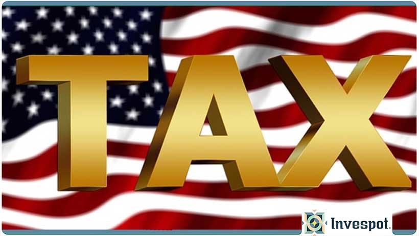 انواع مالیات در آمریکا